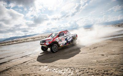 Historische zege voor Bernhard ten Brinke en Toyota Hilux in Dakar Rally 2018
