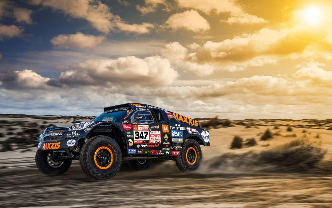 Sterk optreden Tim en Tom in langste Dakar-etappe (video)
