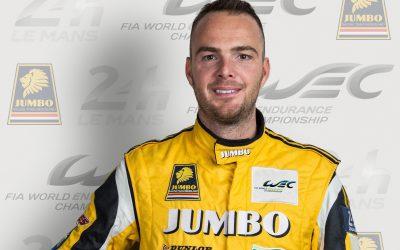 GIEDO VAN DER GARDE MET RACING TEAM NEDERLAND IN FIA WORLD ENDURANCE CHAMPIONSHIP