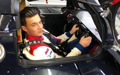Kay van Berlo debuteert in European Le Mans Series