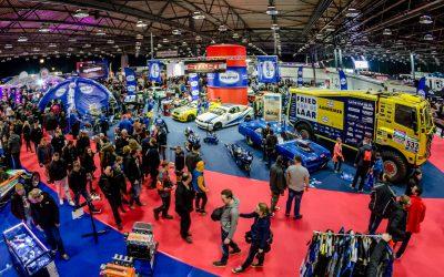 Eurol actie en beleving op Racing Expo Leeuwarden