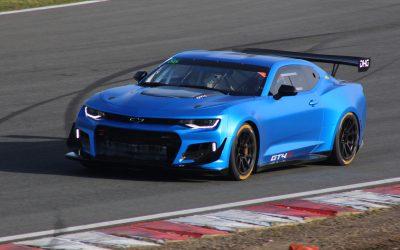 V8 RACING CAMARO DEBUTEERT OP ZANDVOORT, HUISMAN EN BRAAMS EERSTE COUREURS