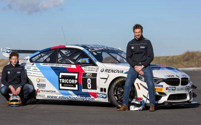 Mark van der Aa en Koen Bogaerts klaar voor volgende stap met MDM Motorsport-BMW GT4 in GT4 European Series
