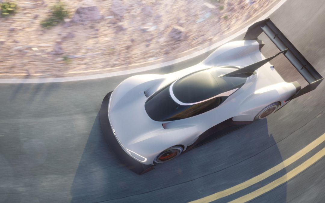 Volkswagen onthult spectaculaire I.D. R Pikes Peak racer
