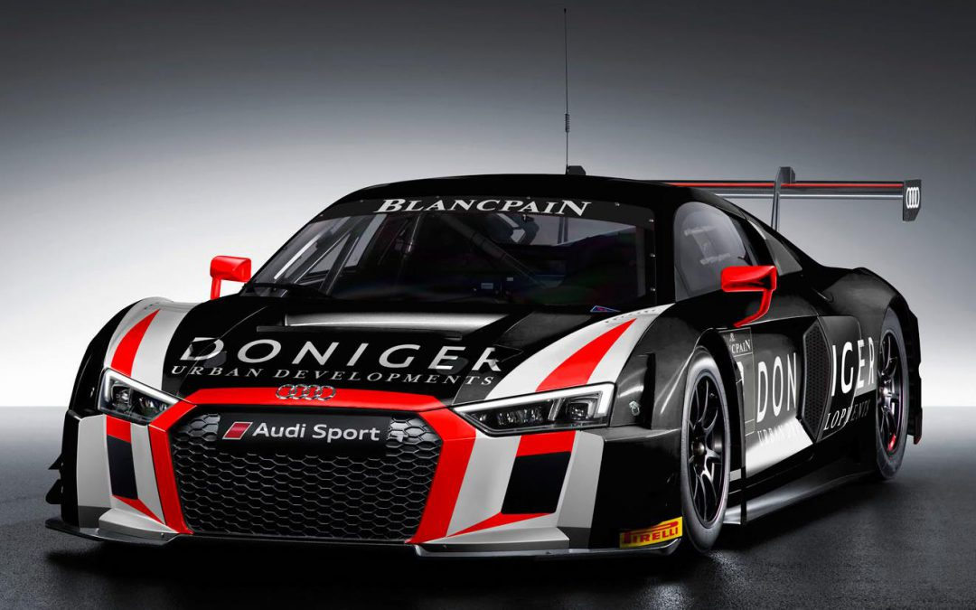 Pieter en Steijn Schothorst rijden dubbel programma met Audi R8 LMS en Attempto Racing in Blancpain GT Series