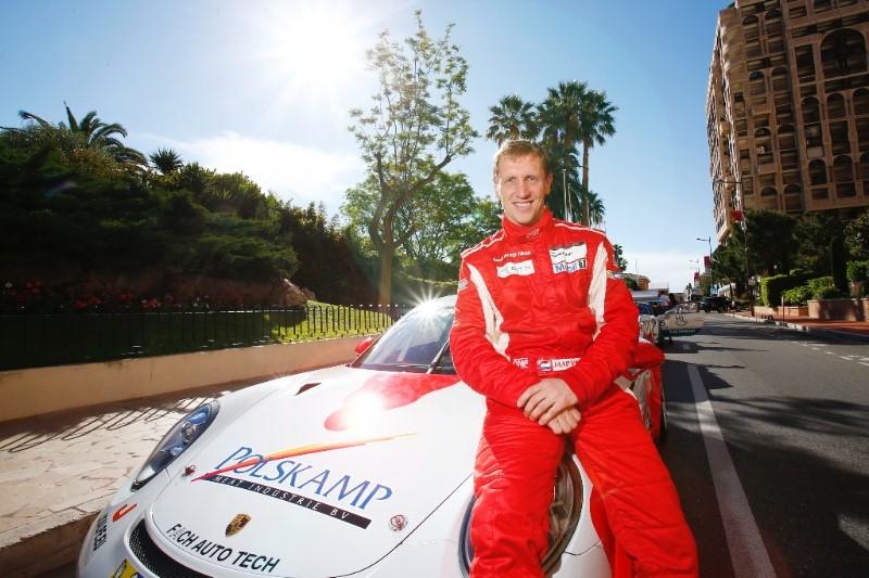 Jaap van Lagen met topteam terug in Porsche Supercup