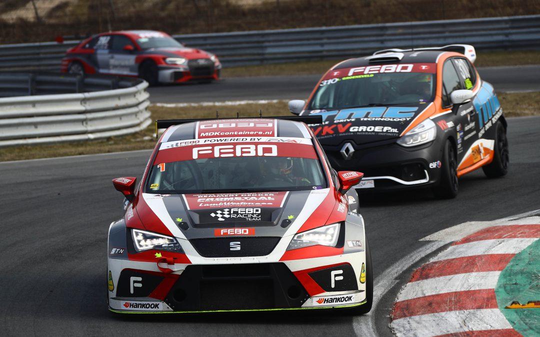 Racing Team Nederland wint FEBO Final 4, kampioenschapstitel voor 2e maal naar De Borst & Van Riet