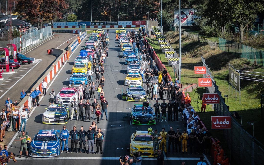 30 cars entered in the 2018 NWES Season!