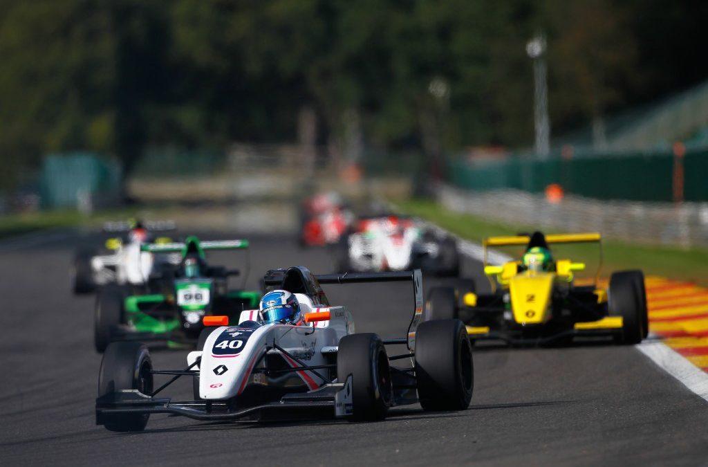 Formula Renault NEC announces amended 2018 Calendar