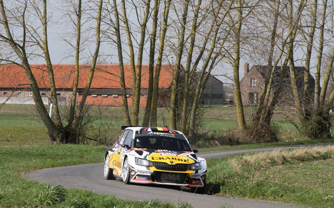 Kris Princen domineert de TAC Rally van start tot finish