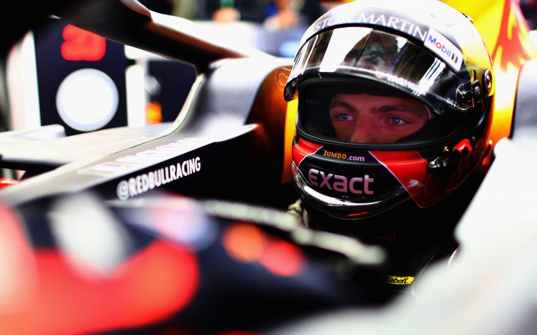 Verstappen vijfde in Grand Prix van China: 'Ik heb het zelf verprutst'