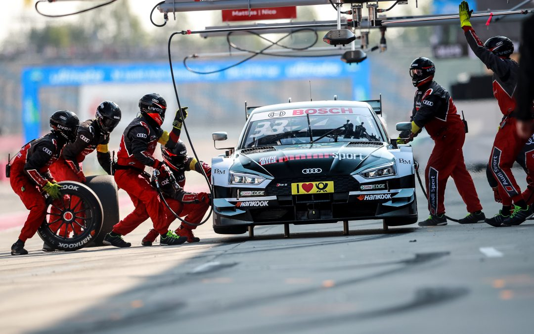 DTM gains new sponsor – and two long-term partners extend their deals