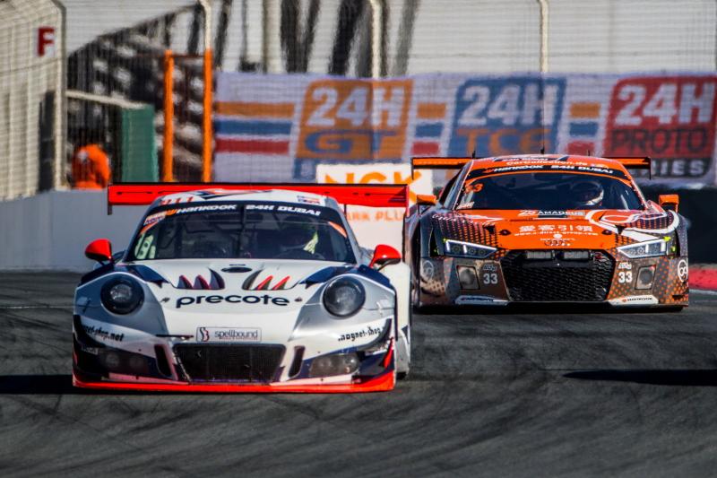 Onbekend terrein: Navarra is de locatie voor de volgende race van de 24H GT SERIES powered by Hankook