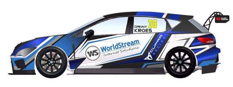 Danny Kroes met CUPRA TCR in Europees TCR-kampioenschap