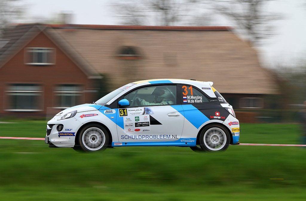Positieve test voor Rallysport Utrecht in Visual Art Rally