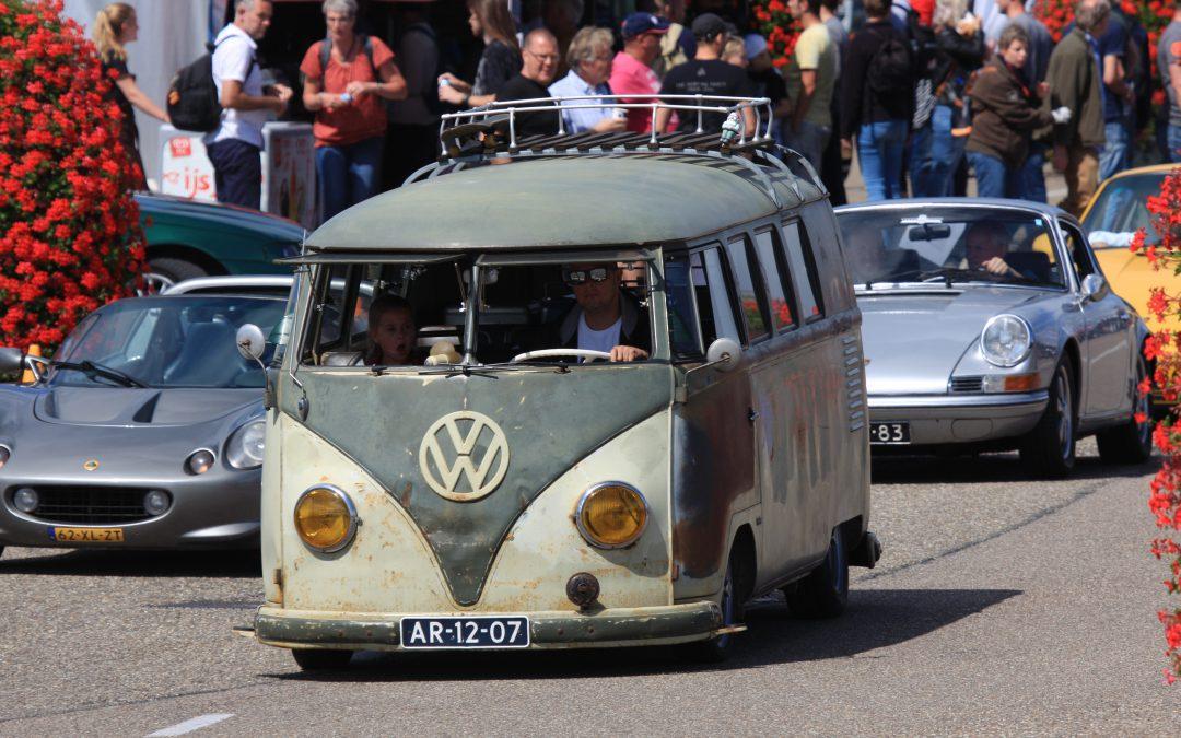 Zondag 29 juli: 12e editie Nationaal Oldtimer Festival op Circuit Zandvoort