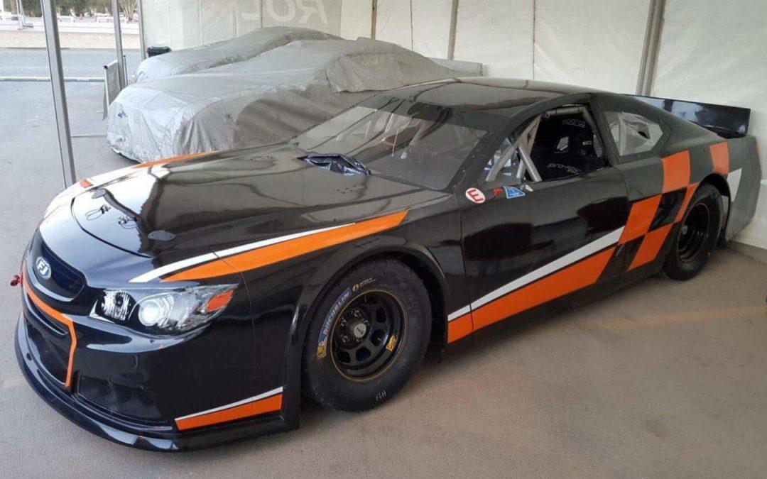 Weekend vol nieuwigheden voor Maxim Pampel in NASCAR Whelen Euro Series