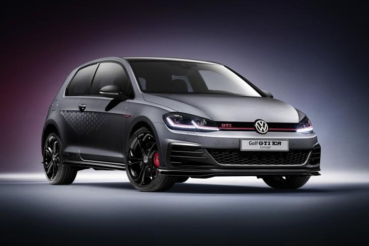 Volkswagen presenteert de Golf GTI TCR