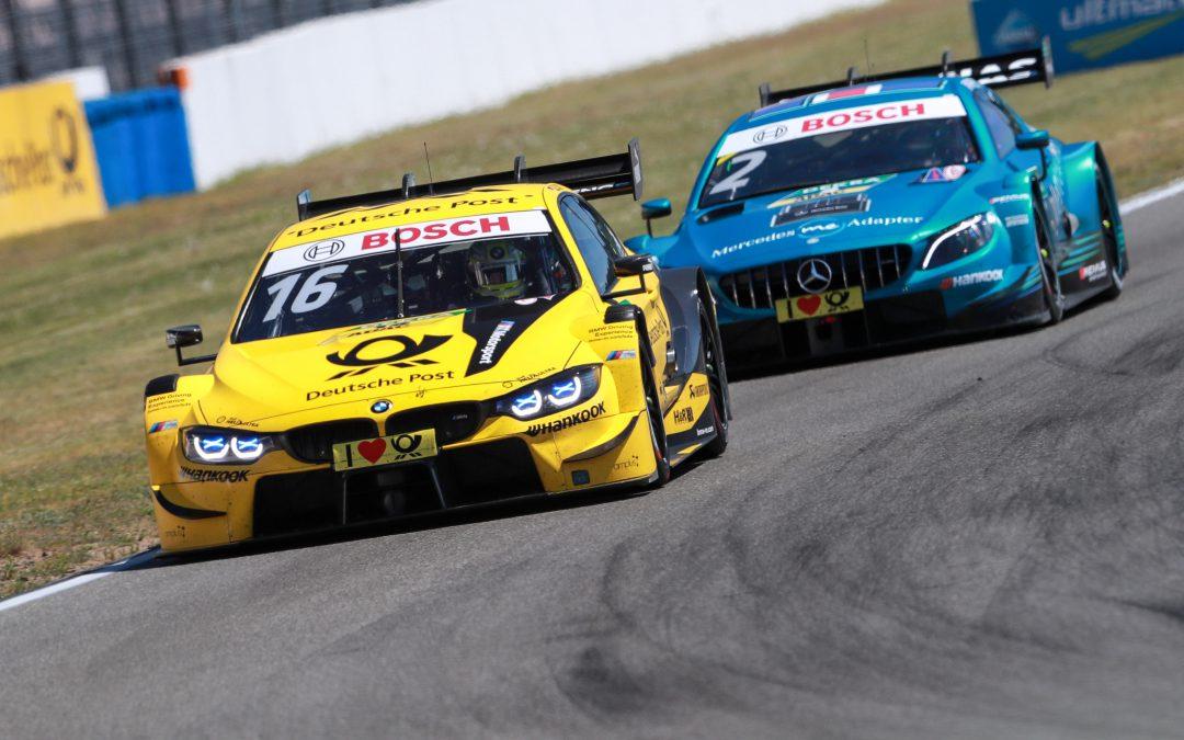 "Hockenheim: Glock wins ""best race ever"""