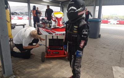 Samenwerking Nick Fieten Kartracing en Team VK Racing een feit!