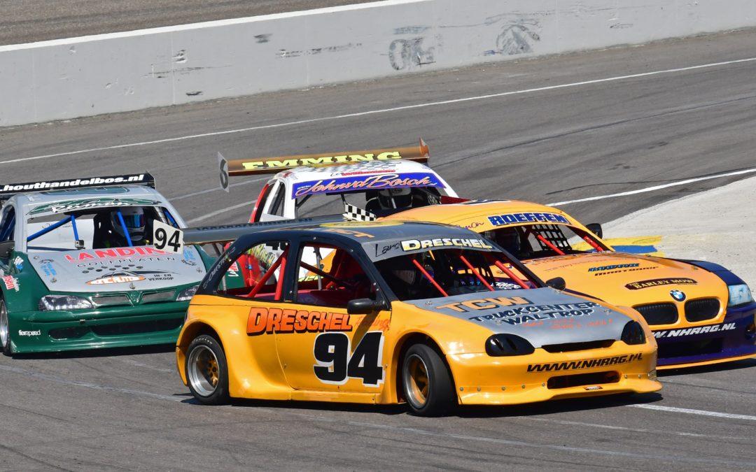 Eerste titelstrijd op Raceway Venray barst los 24 juni: SuperCup National Hotrod
