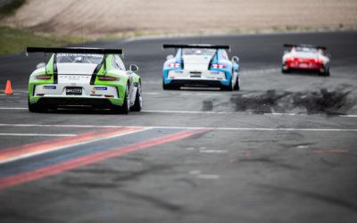 Team GP Elite pakt meerdere podiumplekken tijdens Porsche Days op Zandvoort