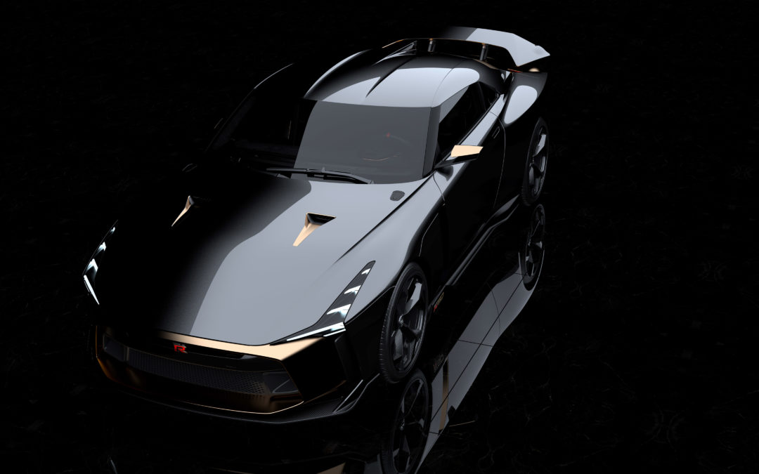 Nissan en Italdesign onthullen uniek prototype van de GT-R (VIDEO)