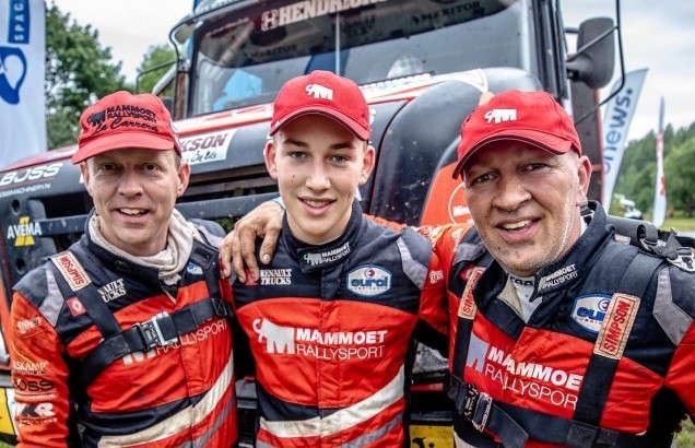 Eind goed, al goed voor Mammoet Rallysport in Silk Way Rally (VIDEO)