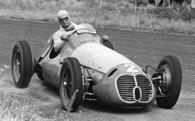 Historic Grand Prix Zandvoort eert Formule 1-legende Juan Manuel Fangio met bijzondere demo