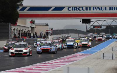 TCR Europe naar GAMMA Racing Day