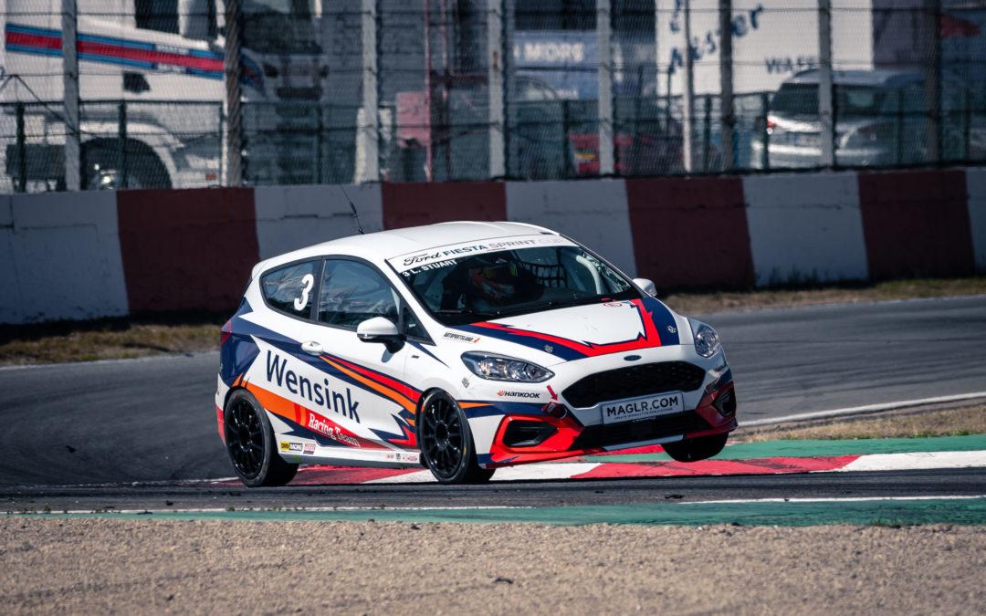De Ford Fiesta Sprint Cup trok afgelopen weekend naar Zolder (België)!