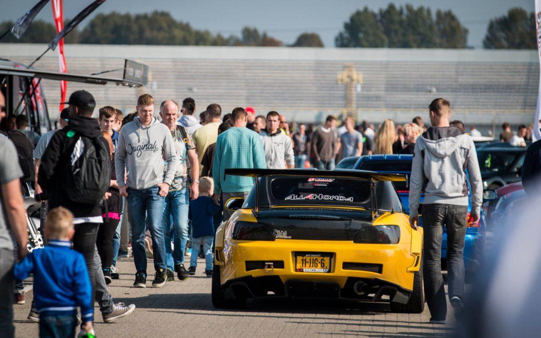 Zondag 23 september: JapFest op TT Circuit Assen