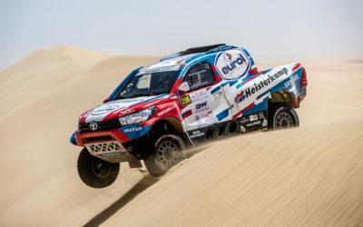 Op naar Spanje, de tweede Cross Country rally voor Van Loon in 2018