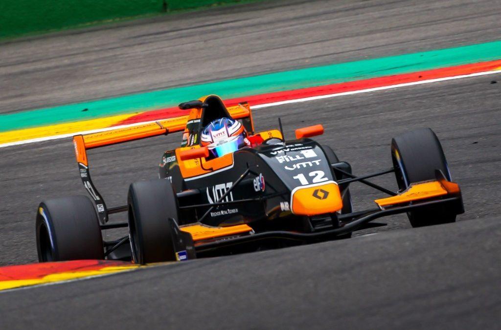 Richard Verschoor mist op Spa-Francorchamps de power om aan te vallen