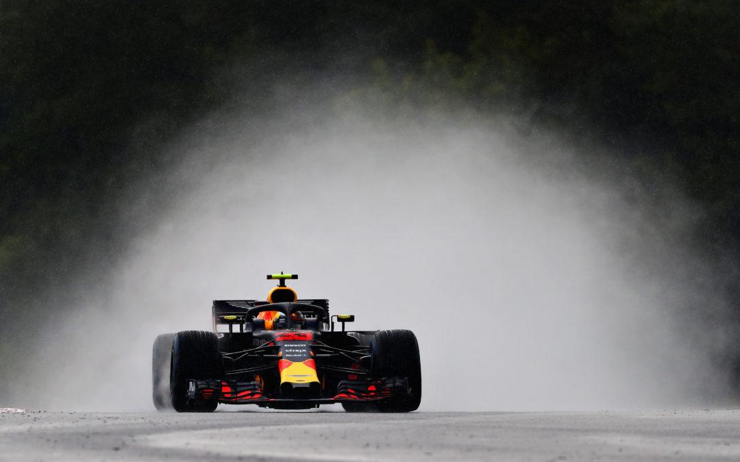 """Max valt met technische problemen uit in GP van Hongarije: """"Enorm zuur"""""""