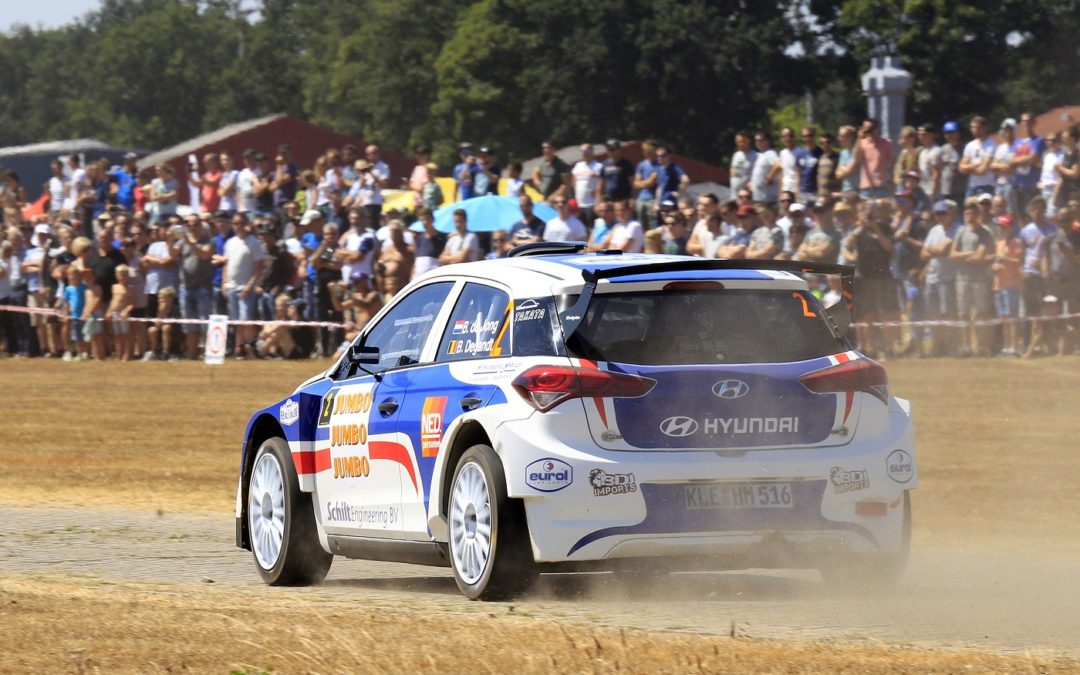 Spannende openingsfase krijgt geen vervolg in GTC Rally