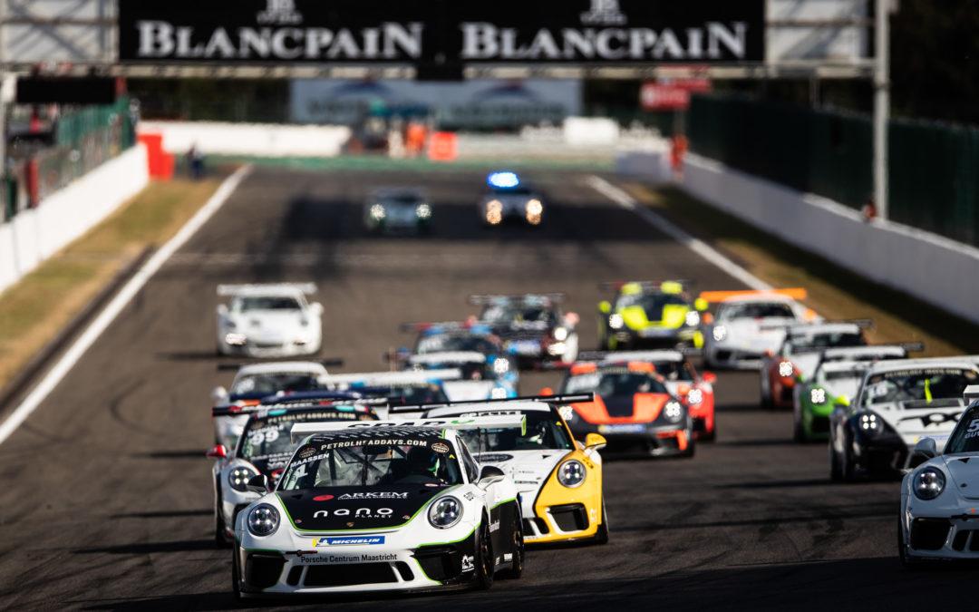 Porsche GT3 Cup Challenge: Güven slaat kloof voor zomerpauze
