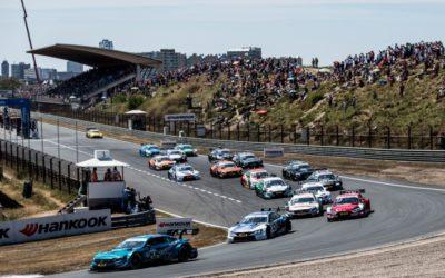 Weekeinde van uitersten voor Robin Frijns, Audi-coureur René Rast wint op Zandvoort