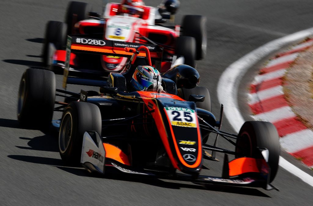 Another point-scoring weekend in VAR's home round at Zandvoort