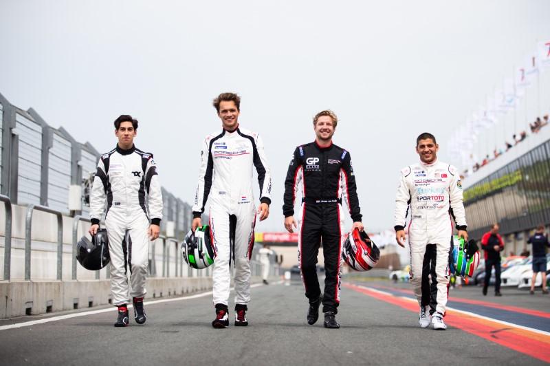 De Porsche GT3 Cup Challenge Benelux op zoek naar jong talent!
