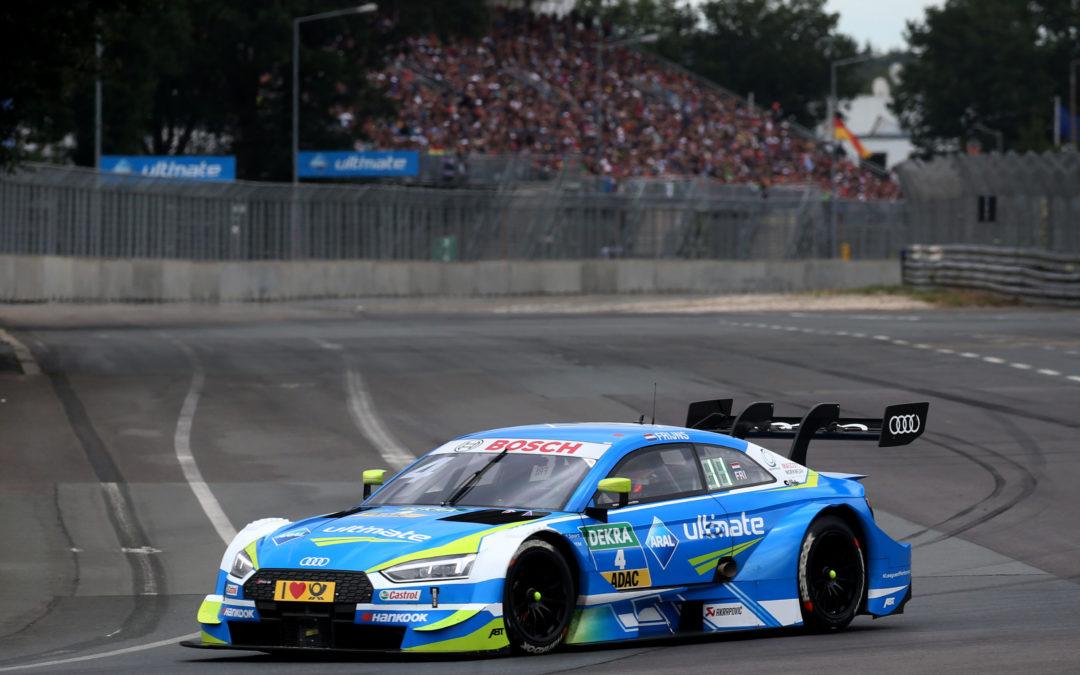 [VIDEO] Audi X Robin Frijns | DTM Zandvoort 14-15 juli