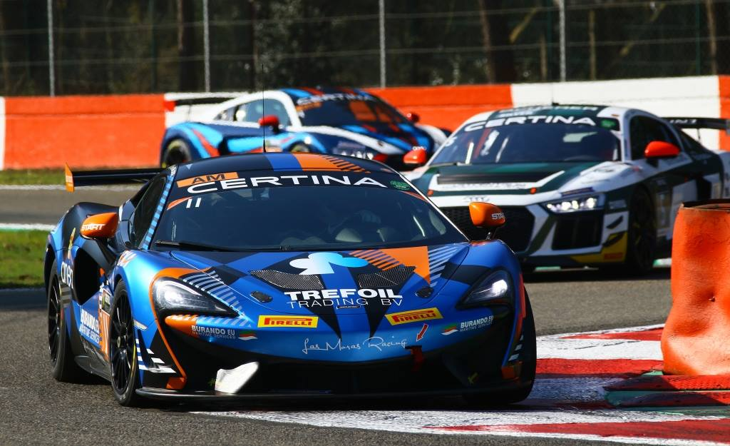 Title fight continues as GT4 European Series returns to Budapest