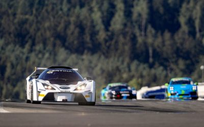 Battle for the GT4 Central European Cup enters the next round