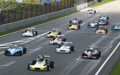Historic Grand Prix Zandvoort verwacht 35 auto's bij debuut FIA Historic Formula 3 European Cup