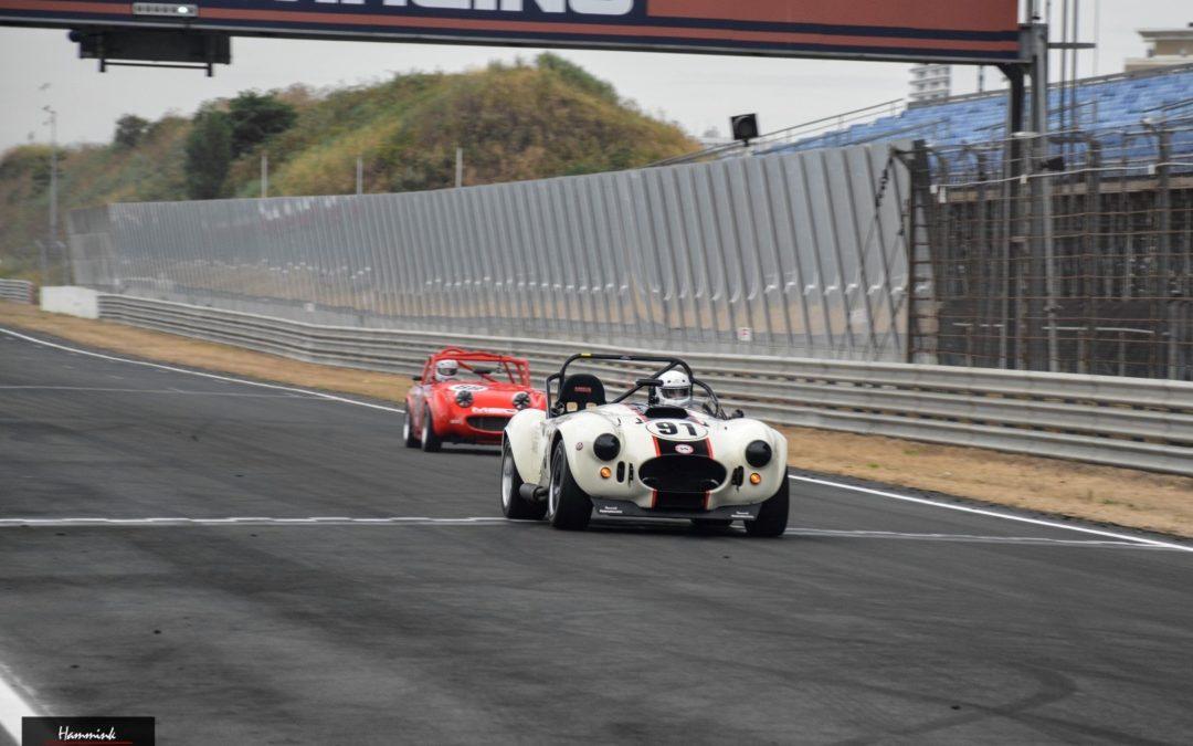 Hammink Performance en de HARC bekijken de mogelijkheden voor een raceklasse met replica's van race autos's uit de 50's de 60's en 70's.