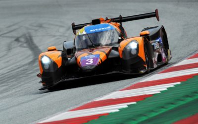 Leonard Hoogenboom flikt het weer in Michelin Le Mans Cup: winst!