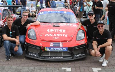 PG Motorsport start sterk met top 3 in Superpole voor Belcar 3