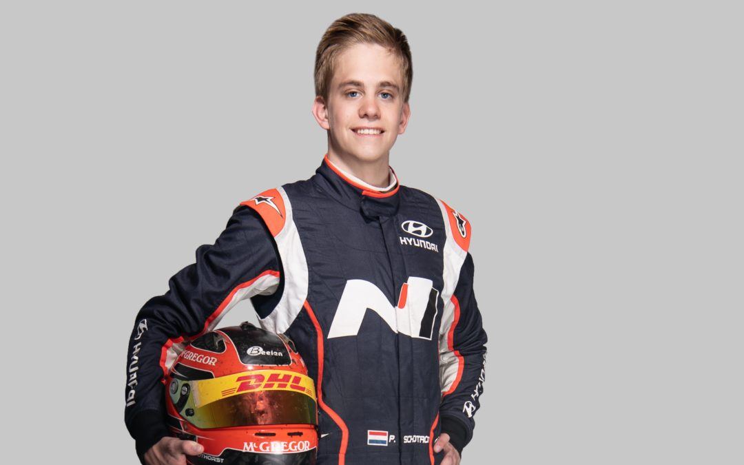 Freek Schothorst maakt met MP Motorsport debuut in Eurocup Formule Renault 2.0