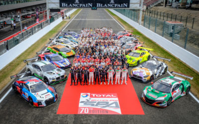 Round Up: 70th edition Total 24 Hours of Spa