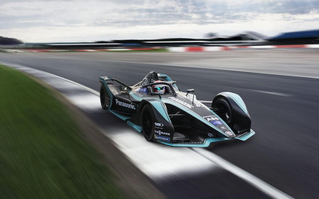Nieuw seizoen, nieuwe auto: Panasonic Jaguar Racing brengt nog meer spanning naar Formula E